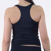 zenska majica za trening crna