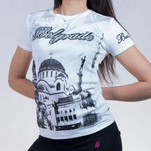 ženska majica beograd