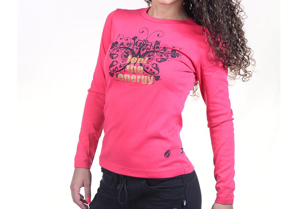 ženska majica energy