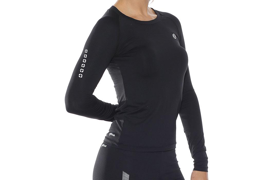 ženska majica za trčanje